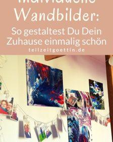 Individuelle Wandbilder: So gestaltest Du Dein Zuhause einmalig schön