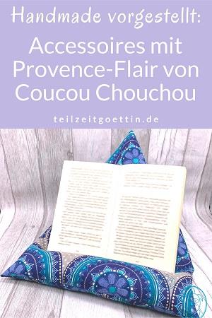 Handmade vorgestellt: Accessoires mit Provence-Flair von Coucou Chouchou
